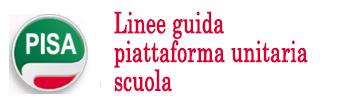 Linee guida piattaforma unitaria scuola